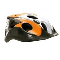 CATLIKE Přilba Shield oranžovo-bílá 04
