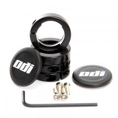 ODI Objímky ke gripům MTB Lock-On Al černé