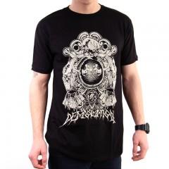 DEMOLITION Tričko Metal černé