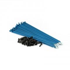 34R Dráty 50 ks modré