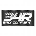 34R Banner pvc STRIPE černý