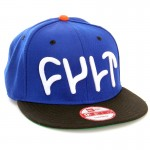 CULT Kšiltovka Logo Snap Back NewEra blue