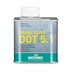 MOTOREX Brake Fluid DOT 5,1 - brzdová kapalina 250ml