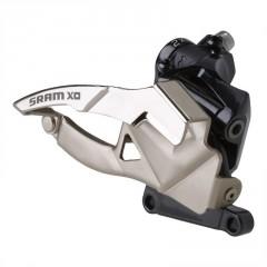 SRAM Přesmykač X-0 2x10, spodní přímá montáž S3 42 z., horní tah, nebalený