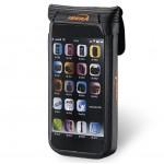 """IBERA Pouzdro na Smartphone 5"""" na řidítka VODOTĚSNÉ IB-PB16"""