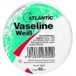 ATLANTIC vazelina bílá krab.40g