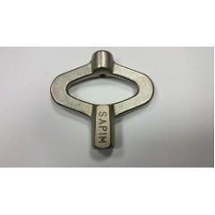 SAPIM klíč Nipple Key SQUARE