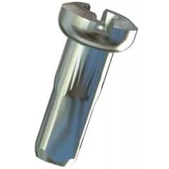 SAPIM nipl Alu Polyax silver