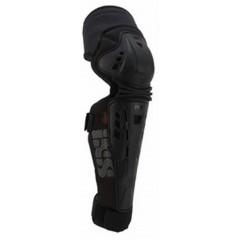 IXS ASSAULT chrániče kolen a holení černé 2014