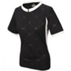 PEARL IZUMI dres Elite Ver.3/4ZipJ W černo/bílý