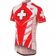 PEARL IZUMI dres Elite LTD Jers. Swiss red