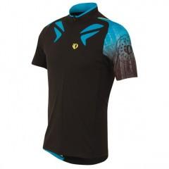 PEARL IZUMI dres MTB King Jers. black/electric blue