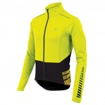 PEARL IZUMI dres Elite Thermal LS Jer. flo yellow