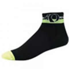PEARL IZUMI ponožky Elite Limit Edition Low černo/žluté