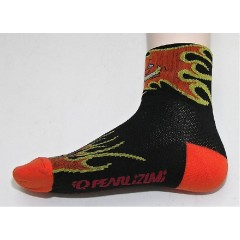 PEARL IZUMI ponožky Originals Burnin