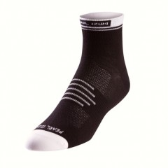PEARL IZUMI ponožky Elite Low black/grey