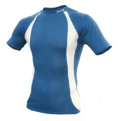 BLUEFLY triko T.Pro kr.r.krémová/oranžová