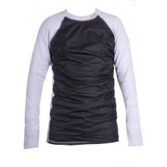 BLUEFLY triko dl.r.+šusť.bílá