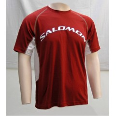 SALOMON dres Dirt tech-T flea/white