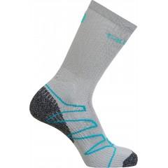 SALOMON ponožky Eskape asphalt/pearl grey/union blue
