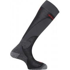 SALOMON ponožky Enduro black/red
