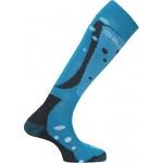 SALOMON ponožky Divine score blue/big blue/white