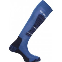 SALOMON ponožky Mission union blue/big blue/white
