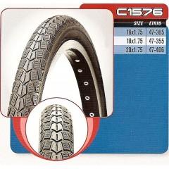 CST plášť 18x1,75 C-1576 47-355 černý