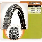 CST plášť 20x1,95 C-1346 53-406 černý