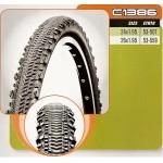 CST plášť 24x1,95 C-1386 53-507 černý