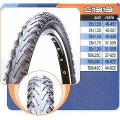 CST plášť 24x1,5 C-1313 40-507 černý