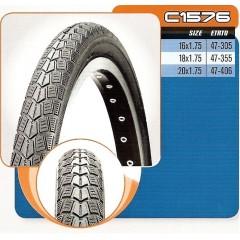 CST plášť 16x1,75x2 C-1576 47-305 černý