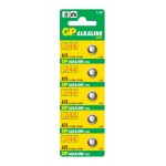 GP baterie A76,LR44 1,5V 11,6x5,4mm
