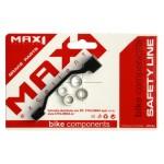 MAX1 adaptér kotoučové brzdy přední Post/Post 180