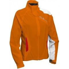 SALOMON bunda Nova Softshell W orange/white