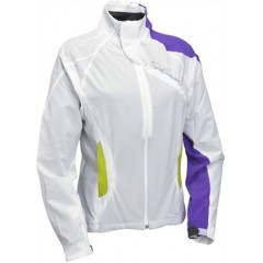 SALOMON bunda Nova Softshell W white/violet