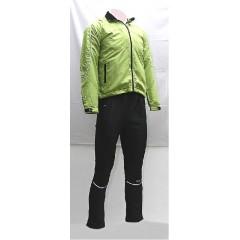 ONE WAY běžkařská souprava Sabina W zelená
