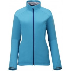 SALOMON bunda Nova III Softshell W bay blue 12/13