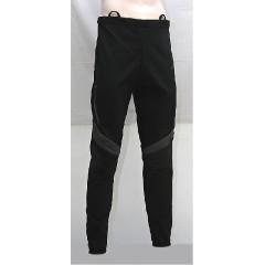 TOKO kalhoty Nordic černo/šedé