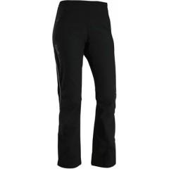 SALOMON kalhoty Momentum Softshell W black