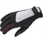 SALOMON rukavice Nordic Insulated II M black/mat 12/13