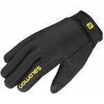 SALOMON rukavice Nordic junior black 13/14