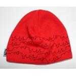 TOKO čepice Valdres červená