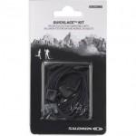 SALOMON tkaničky Quicklace kit black