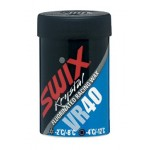 SWIX vosk VR40 45g stoupací modrý -2/-8°C