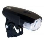 SMART světlo přední 111W černé 3 LED
