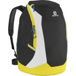 SALOMON batoh GO-TO-Snow Gear Bag black/yellow/white