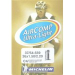MICHELIN Duše C4 AIRCOMP ULTRALIGHT 37/54X559 PR 40mm