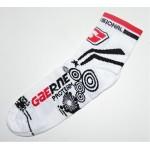 GAERNE ponožky cyklo L white