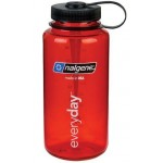 NALGENE Láhev Wide Mouth 1000ml, Red